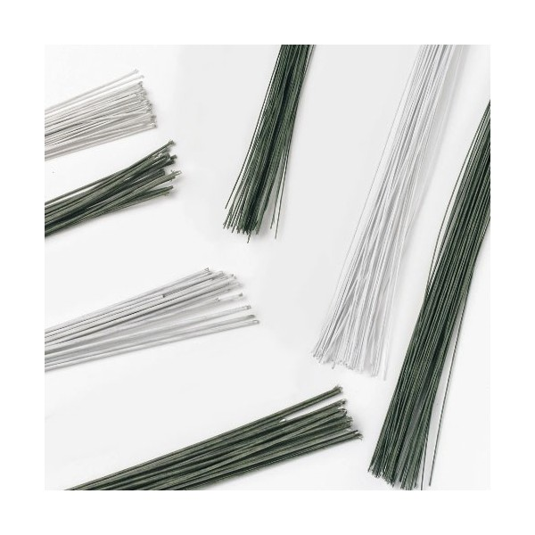 Floreal Wire DARK GREEN Culpitt 24 gauge - Culpitt in vendita su Sugarmania.it
