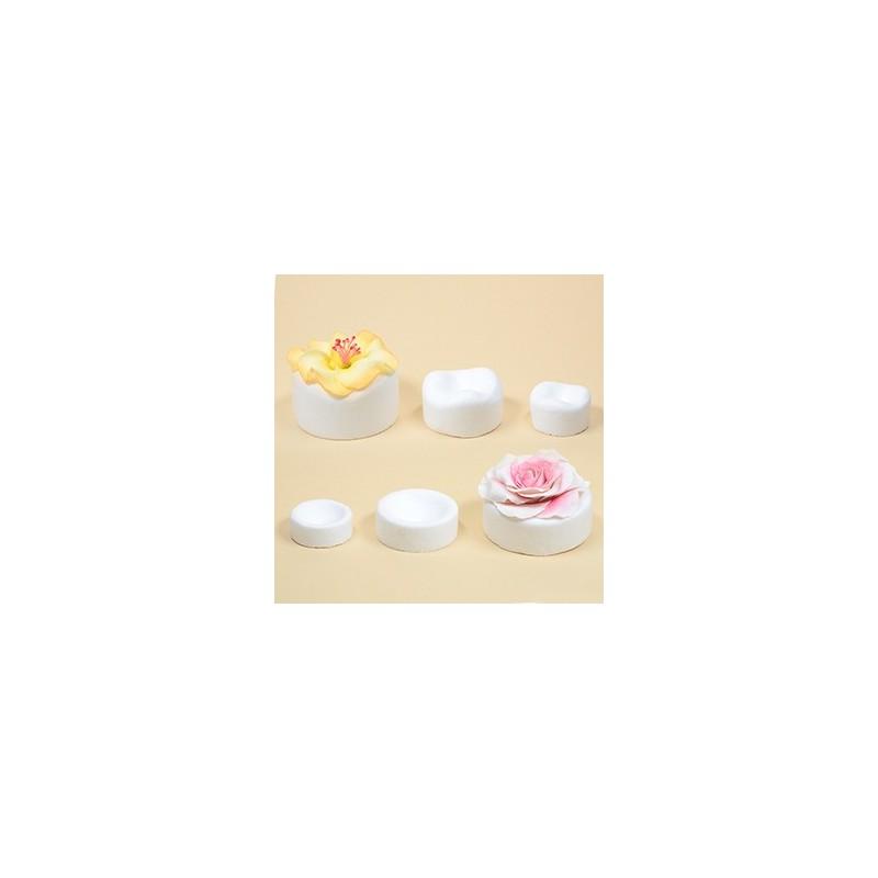 Basi modella fiori assortiti - 6 prezzi - in vendita su Sugarmania.it