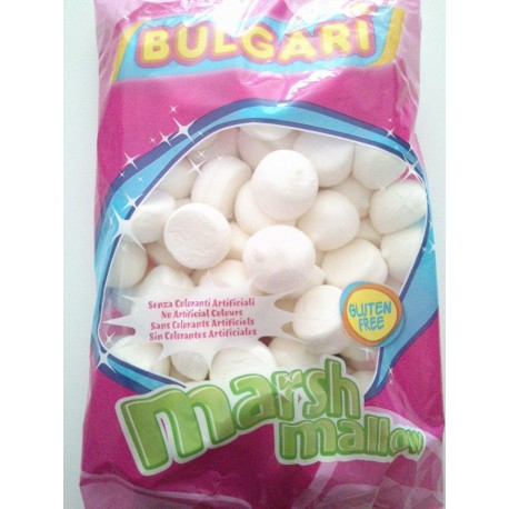 Marshmallow bianchi Bulgari - Palle da golf 900 grammi -  in vendita su Sugarmania.it