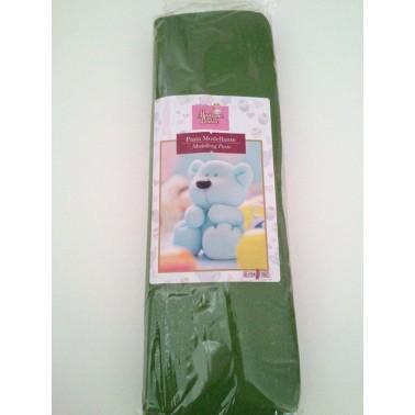 Pasta di zucchero per copertura Madam Loulou Verde Brillante 1 kg - Madam Loulou in vendita su Sugarmania.it