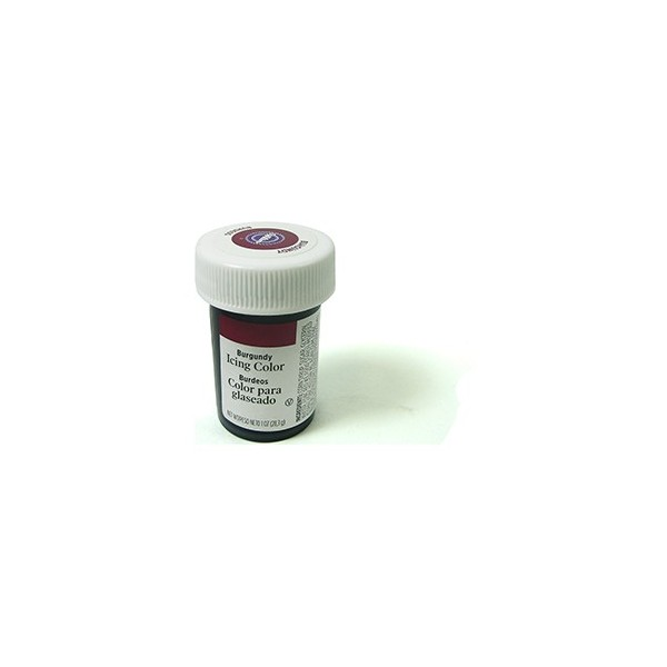 Colore in gel Wilton 28 g Bordeaux - Wilton in vendita su Sugarmania.it