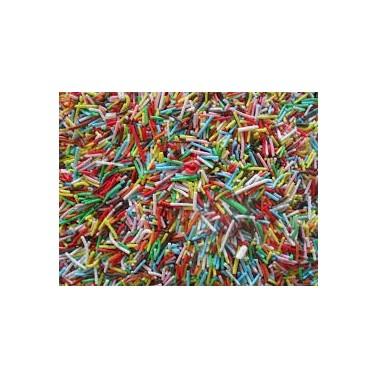 Codette di zucchero Colorate 50 g - in vendita su Sugarmania.it