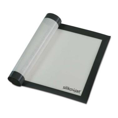 Tappeto in silicone con fibra di vetro 60x40 cm - Silikomart in vendita su Sugarmania.it