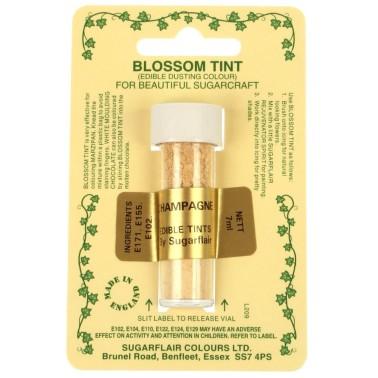 Sugarflair Blossom Tint Powdered Food Colour Dust - CHAMPAGNE - Sugarflair in vendita su Sugarmania.it