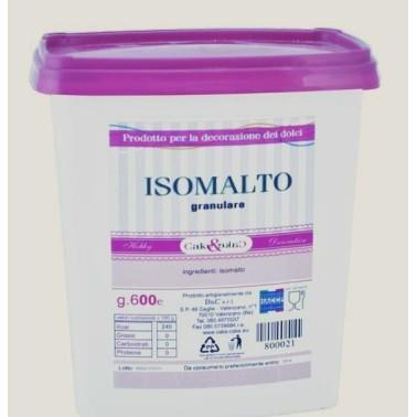 Isomalto granulare Cake&Cake 0,6 kg - Cake&Cake in vendita su Sugarmania.it