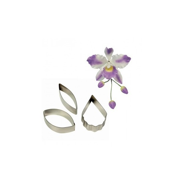 Cutter orchidea Cattleya Pme - PME in vendita su Sugarmania.it