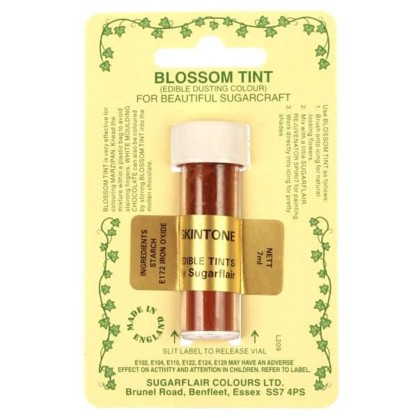 Sugarflair Blossom Tint Powdered Food Colour Dust SKINTONE - Sugarflair in vendita su Sugarmania.it