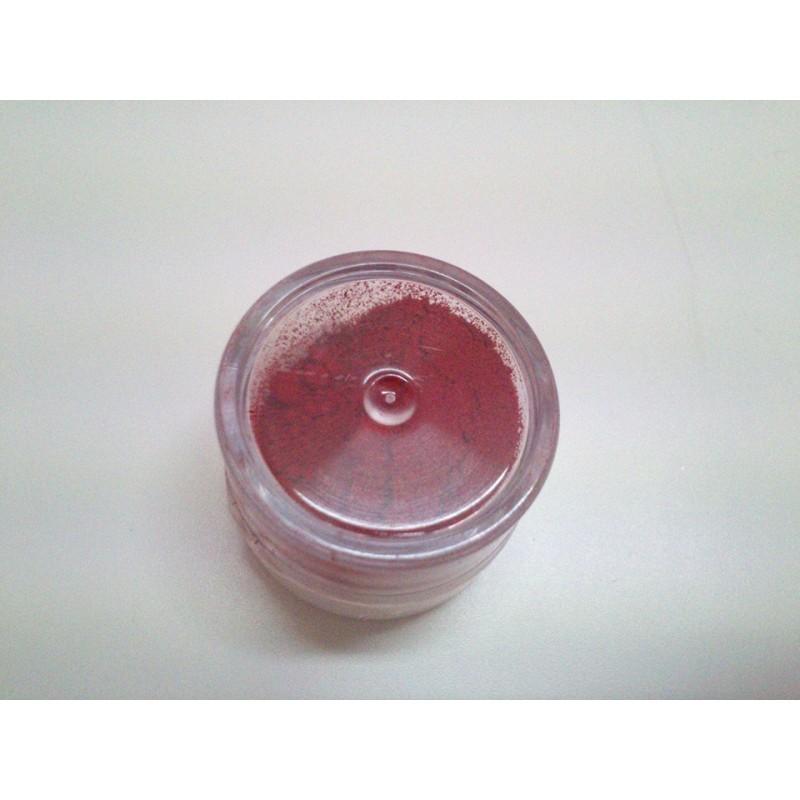 Colorante in polvere Cipria Rosso Stella di Natale Cake&Cake , 4 grammi - Cake&Cake in vendita su Sugarmania.it