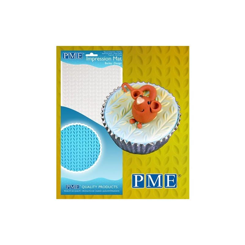 Tappetino PME Impressione Mat Barley - PME in vendita su Sugarmania.it