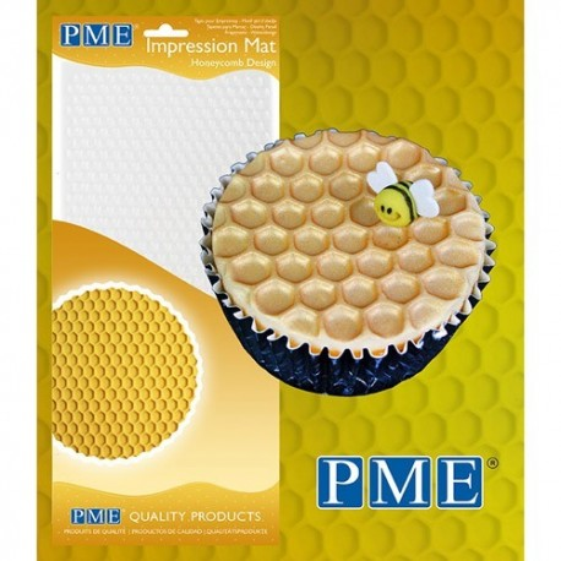 Tappetino PME Impressione Honeycomb - PME in vendita su Sugarmania.it