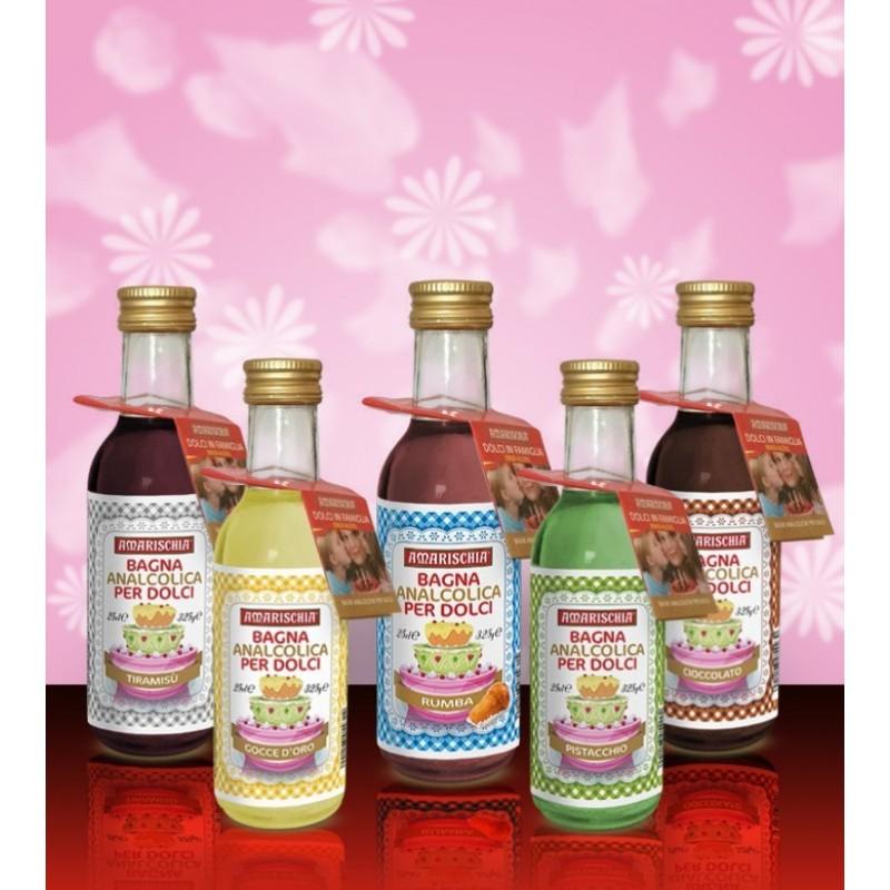Bagna analcolica Amarischia Zuppa Inglese -  in vendita su Sugarmania.it