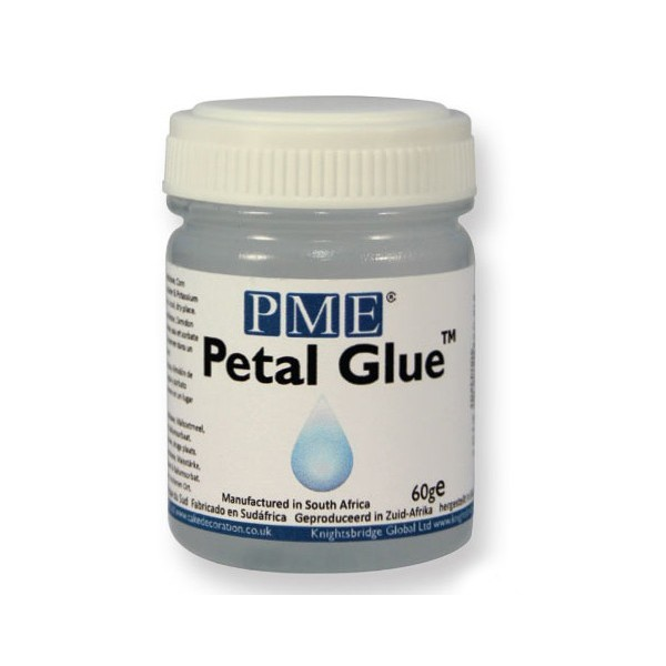 Petal Glue PME- colla alimentare 60 g - PME in vendita su Sugarmania.it