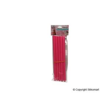 Pioli medi in plastica Silikomart 30 cm 5 pezzi diametro 1,2 cm - Silikomart in vendita su Sugarmania.it