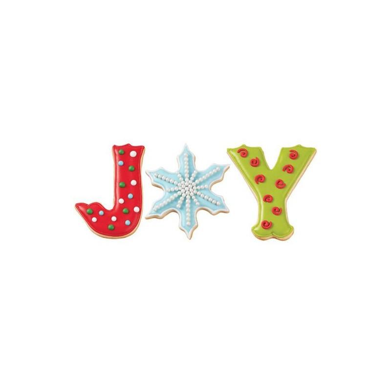 Set tre tagliapasta JOY Wilton -  in vendita su Sugarmania.it