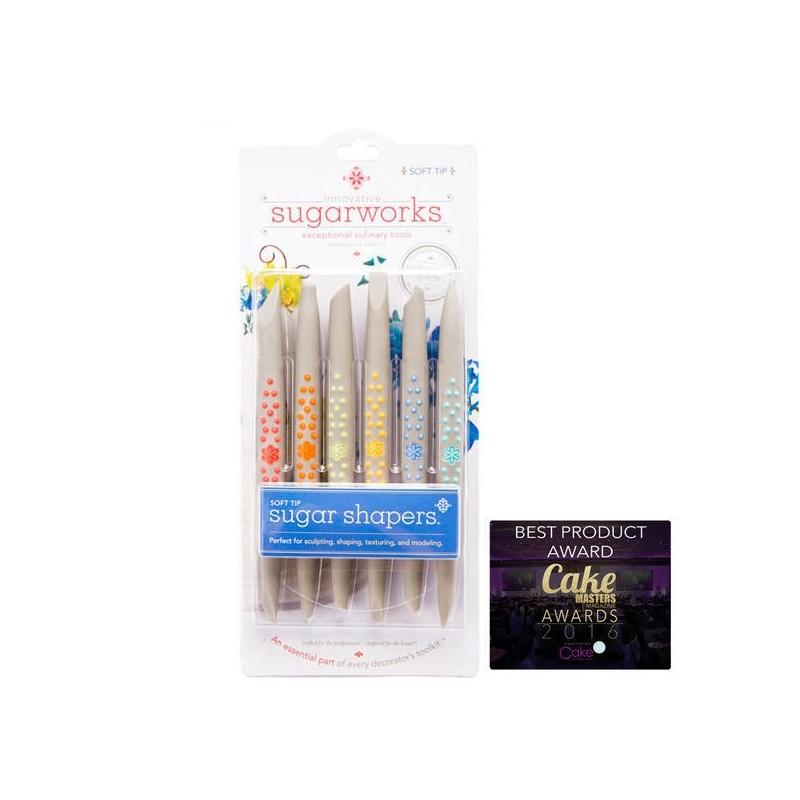 Sugar shapers SOFT tip MINI Innovative Sugarworks - in vendita su Sugarmania.it