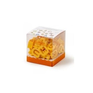 Kit lettere e numeri Decora 36 pezzi - Decora in vendita su Sugarmania.it