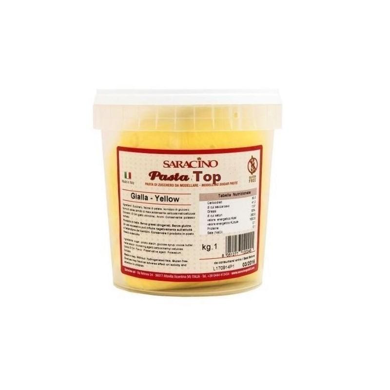 Pasta Top Saracino Gialla 1 kg - Saracino in vendita su Sugarmania.it