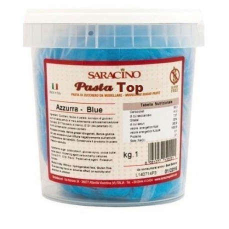 Pasta Top Saracino Azzurra 1 kg - Saracino in vendita su Sugarmania.it