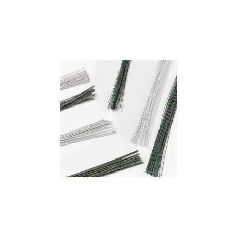 Floral Wire WHITE Culpit 22 gauge - Culpitt in vendita su Sugarmania.it