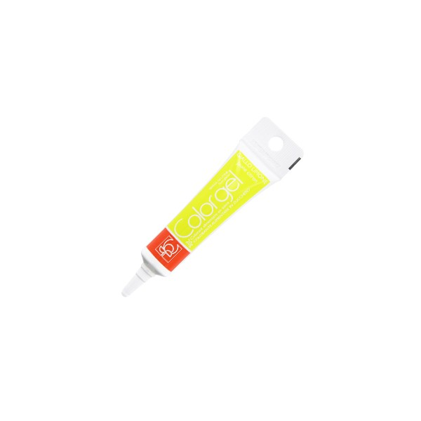 Modecor Color Gel 20G Giallo Limone - Modecor in vendita su Sugarmania.it