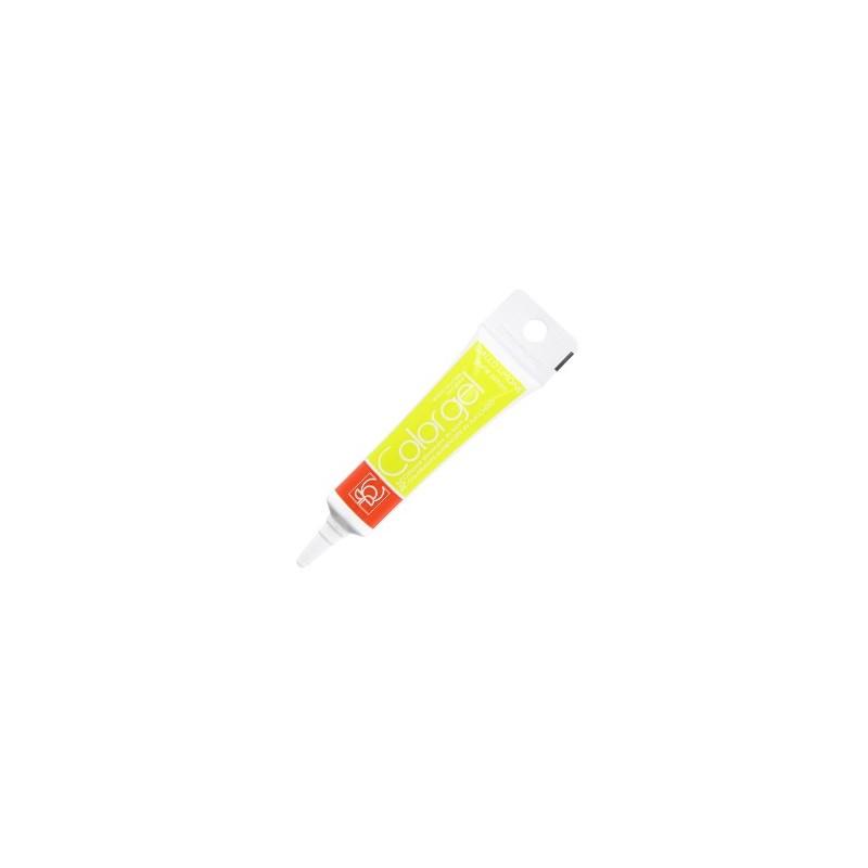 Modecor Color Gel 20G Giallo Limone - Modecor in vendita su Sugarmania.it