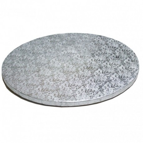 Cake board TONDO 40 CM spessore 1,2 cm - Modecor in vendita su Sugarmania.it