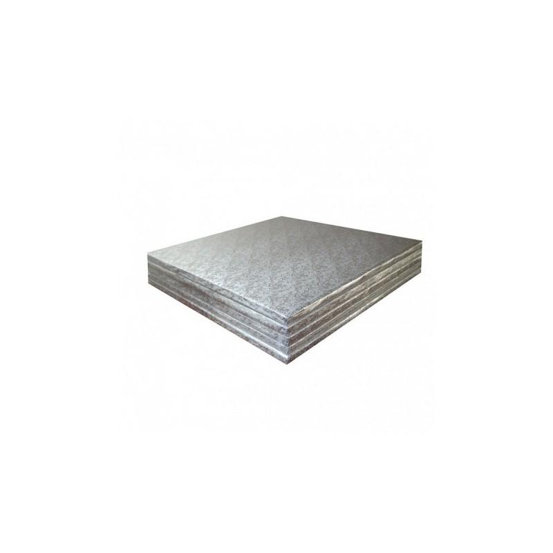 Cake board quadrato 40x40 cm spessore 1,2 cm - Modecor in vendita su Sugarmania.it