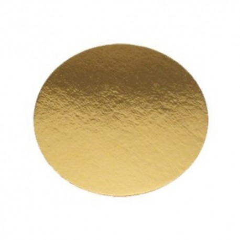 Dischi sottotorta oro leggeri 36 cm - Cartoplast Sud in vendita su Sugarmania.it