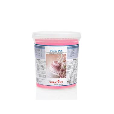 Pasta Top Saracino Rosa 1 kg - Saracino in vendita su Sugarmania.it