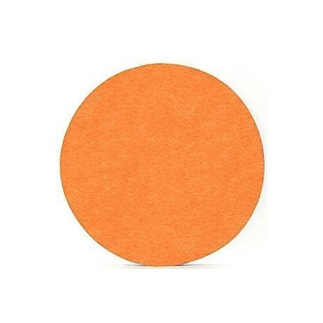 Cake Board TONDO Arancio Decora - h 1,2 cm / Ø assortiti - Decora in vendita su Sugarmania.it