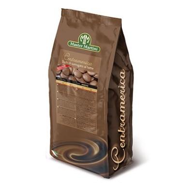 Dischi di cioccolato surrogato alla nocciola 1 kg - Master Martini  in vendita su Sugarmania.it