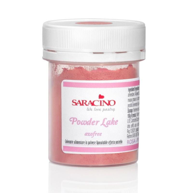 Colorante alimentare in polvere Rosa Saracino 5 g - Saracino in vendita su Sugarmania.it