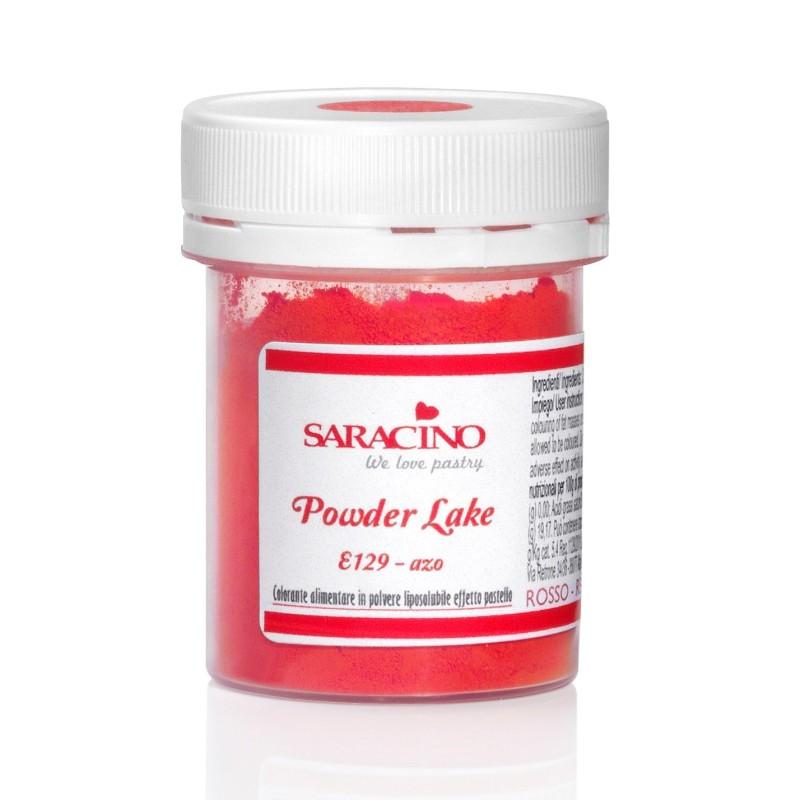 Colorante Alimentare In Polvere Rosso Saracino 5 G