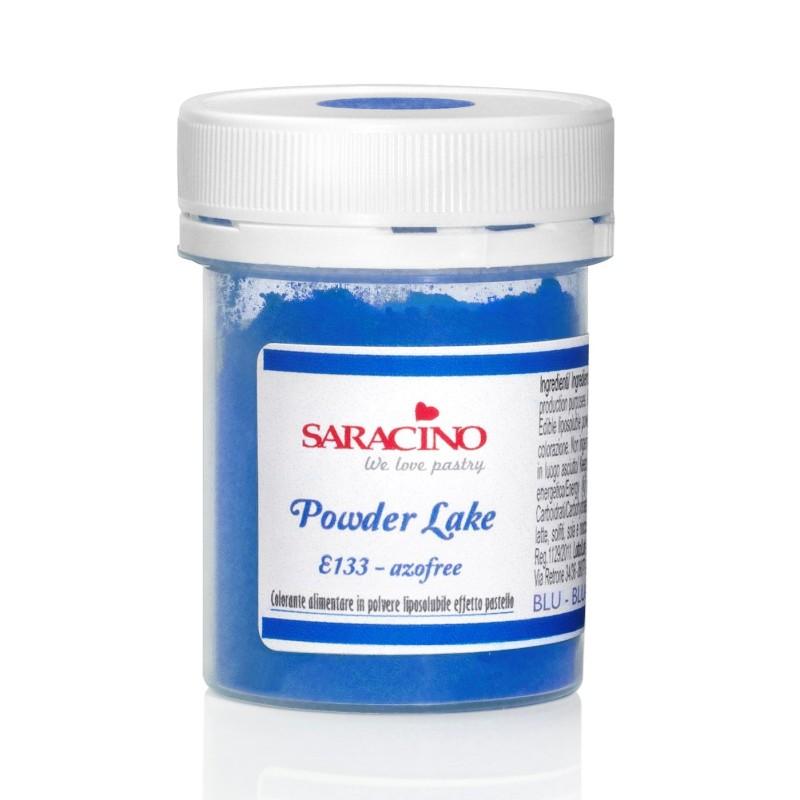 Colorante alimentare in polvere Blu Saracino 5 g - Saracino in vendita su Sugarmania.it