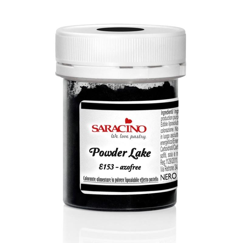 Colorante alimentare in polvere Nero Saracino 5 g - in vendita su Sugarmania.it