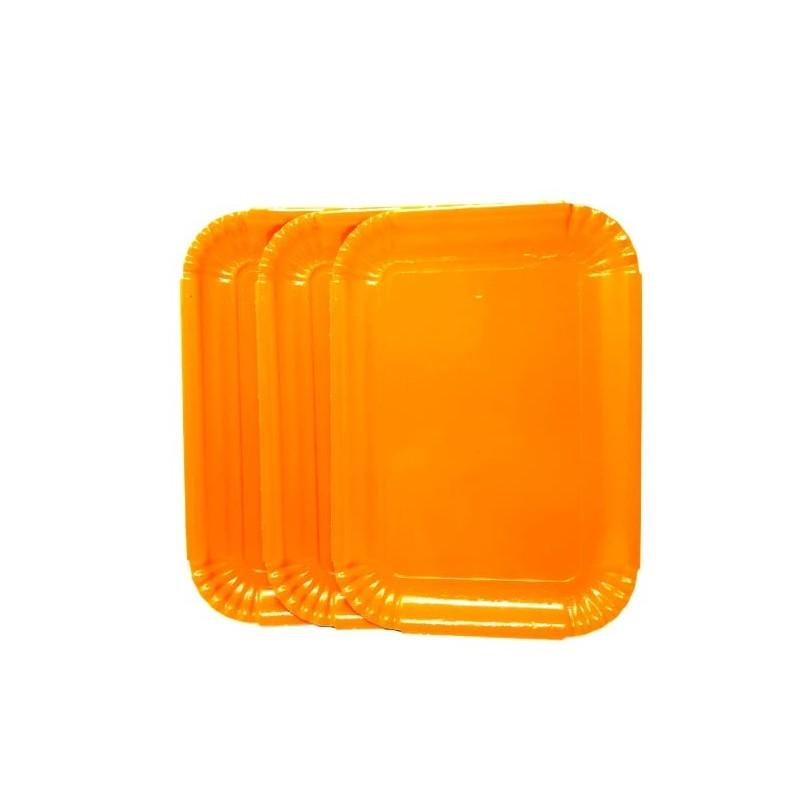 Vassoio per pasticceria Arancione 29x20.5 cm -  in vendita su Sugarmania.it