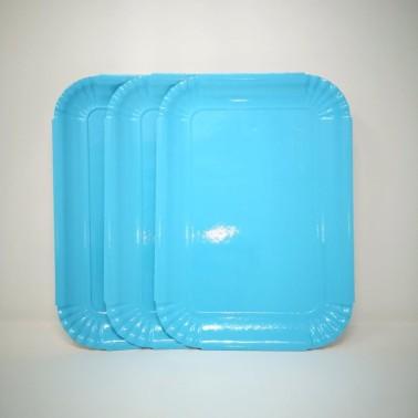 Vassoio per pasticceria Celeste 29x20.5 cm -  in vendita su Sugarmania.it