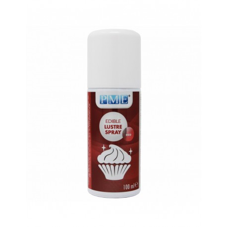 Spray rosso alimentare PME 100 ml - PME in vendita su Sugarmania.it