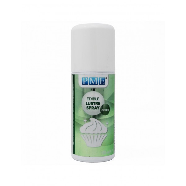 Spray verde alimentare PME 100 ml - PME in vendita su Sugarmania.it