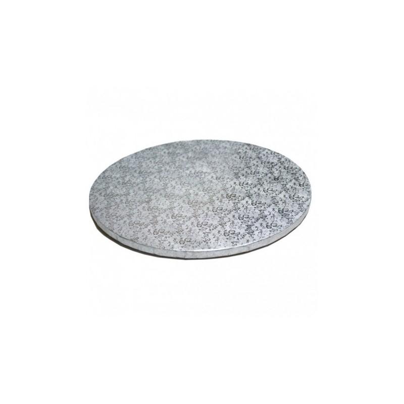 Cake board TONDO 60 CM spessore 1,2 cm - Modecor in vendita su Sugarmania.it