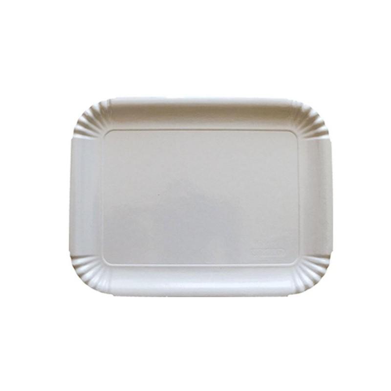 Vassoio per pasticceria Bianco 29x20.5 cm -  in vendita su Sugarmania.it
