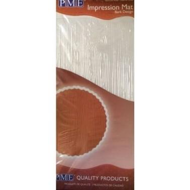 Tappetino PME Impressione Bark/ legno - PME in vendita su Sugarmania.it