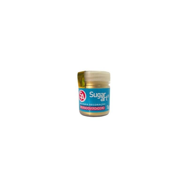 Colorante per dolci oro puro Sugar Art 5 g -  in vendita su Sugarmania.it