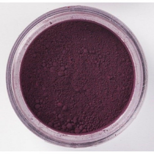 Plain&Simple - Burgundy - Rainbow Dust in vendita su Sugarmania.it