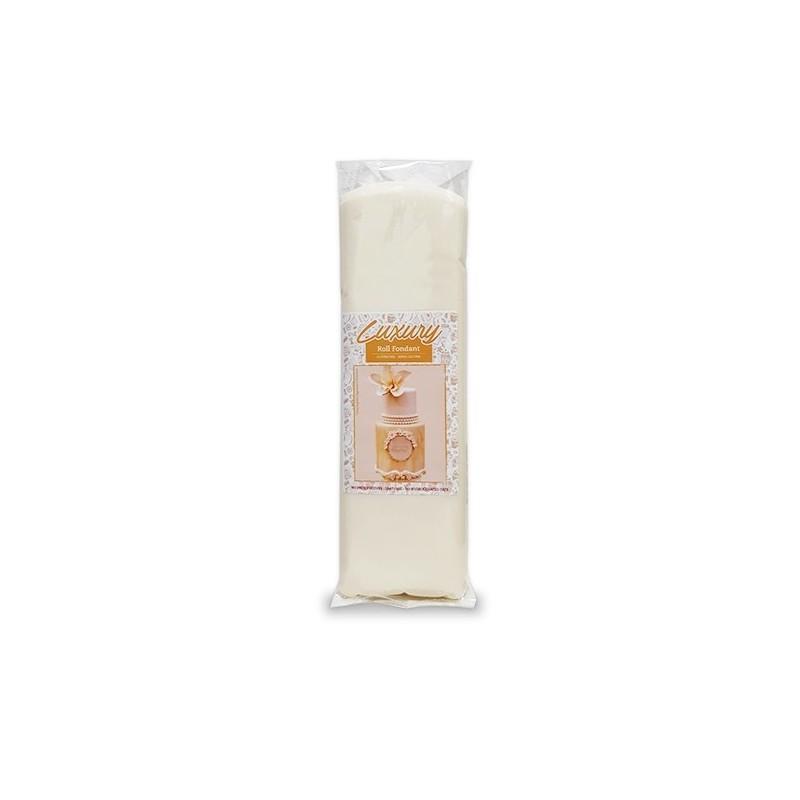 Pasta di zucchero Madam Loulou Luxury bianca 1 kg - Madam Loulou in vendita su Sugarmania.it