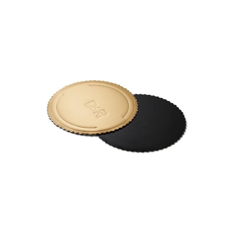 Sottotorta diametro 26 cm micro light set 25 pezzi - Sugarmania in vendita su Sugarmania.it