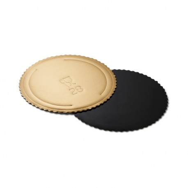 Sottotorta diametro 30 cm micro light set 25 pezzi - Sugarmania in vendita su Sugarmania.it