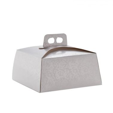 Scatola per torta 31 x 31 cm altezza 12 cm -  in vendita su Sugarmania.it
