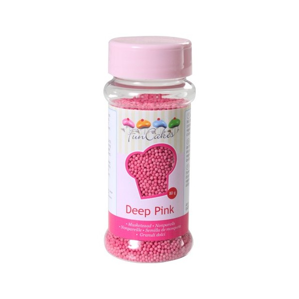 Mompariglia FunCakes ROSA 80 g - Funcakes in vendita su Sugarmania.it