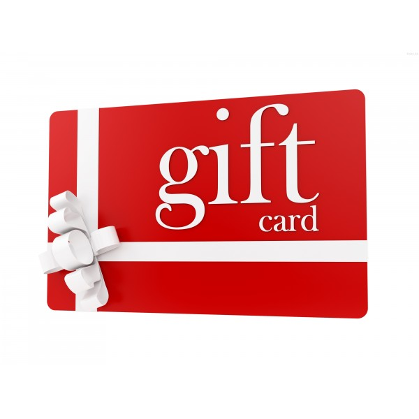 Gift Card - carta regalo - Sugarmania in vendita su Sugarmania.it